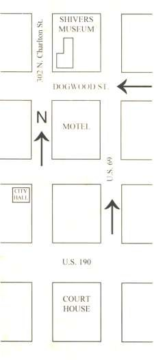 drive map