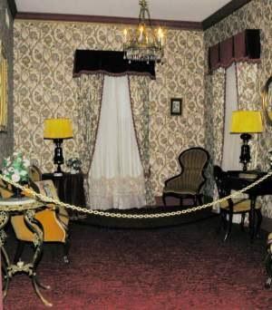 Victorian Parlor Room