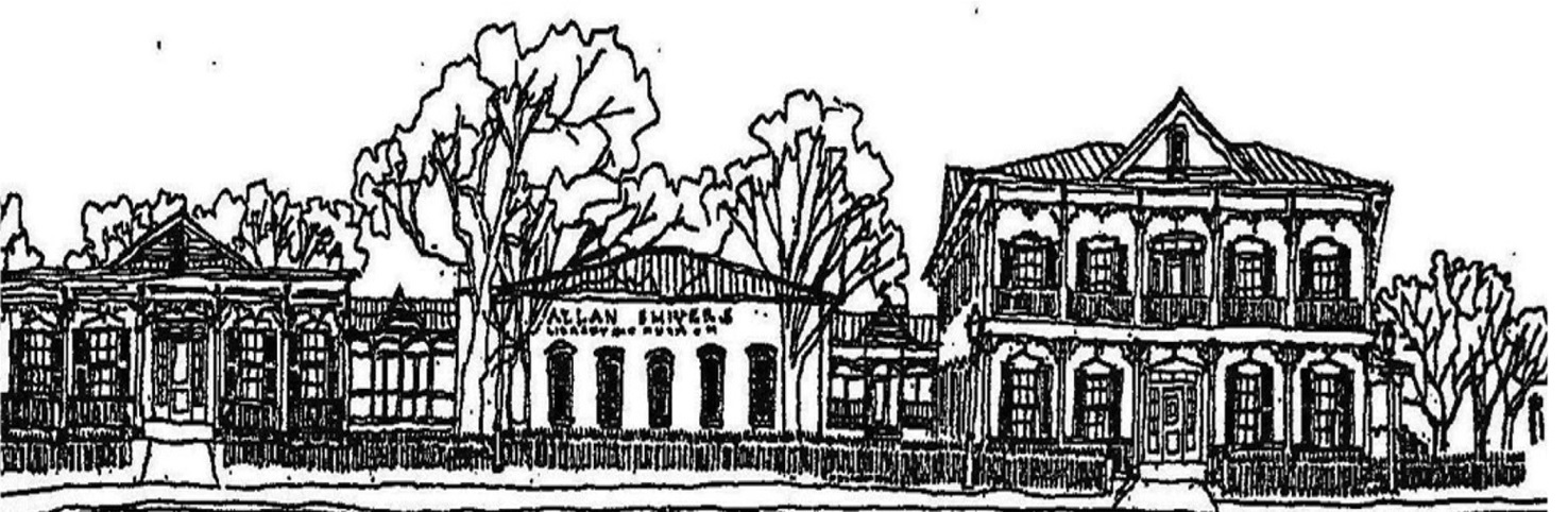 Allan Shivers Library and Museum Pencil Drawing.jpg